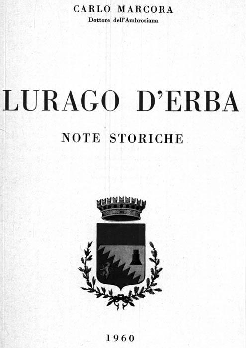 LURAGO D'ERBA Note storiche