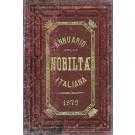 ANNUARIO DELLA NOBILTÀ ITALIANA 1879