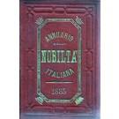 ANNUARIO DELLA NOBILTÀ ITALIANA 1885