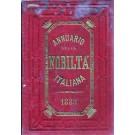 ANNUARIO DELLA NOBILTÀ ITALIANA 1888