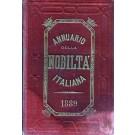 ANNUARIO DELLA NOBILTÀ ITALIANA 1889