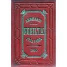 ANNUARIO DELLA NOBILTÀ ITALIANA 1890