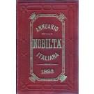 ANNUARIO DELLA NOBILTÀ ITALIANA 1893 (ANNO XV)
