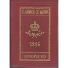 ALMANACH DE GOTHA, 1896. ANNUAIRE GÉNÉALOGIQUE, DIPLOMATIQUE ET STATISTIQUE