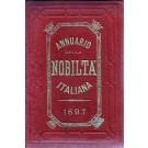 ANNUARIO DELLA NOBILTÀ ITALIANA 1897 (ANNO XIX)