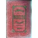 ANNUARIO DELLA NOBILTÀ ITALIANA 1898 (ANNO XX)