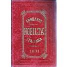 ANNUARIO DELLA NOBILTÀ ITALIANA 1901 (ANNO XXIII)