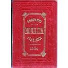 ANNUARIO DELLA NOBILTÀ ITALIANA 1904 (ANNO XXVI)