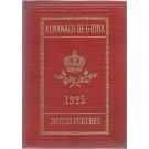 ALMANACH DE GOTHA, 1925. ANNUAIRE GÉNÉALOGIQUE, DIPLOMATIQUE ET STATISTIQUE
