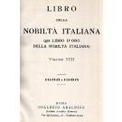 Libro d'Oro della Nobiltà Italiana. Ed. VIII, Vol.  1933-1936