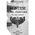 Montese e suo territorio. Note storiche e descrittive