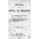 Storia della città di Bronte